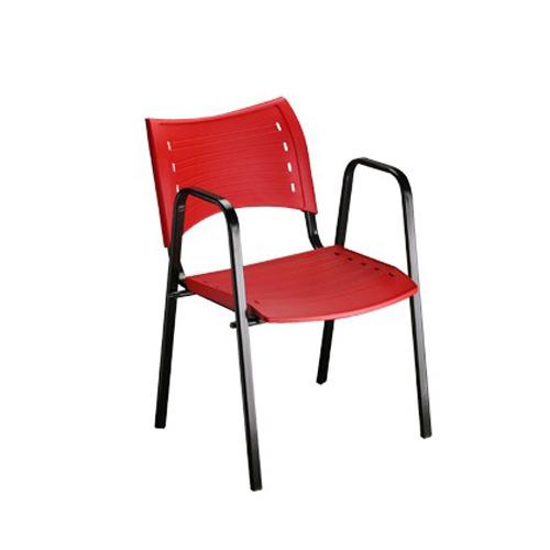 Cadeira-Linha-Atomo-Fixa-Empilhavel-com-Braco