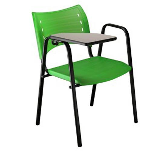 Cadeira escolar universitária Plástica ISO