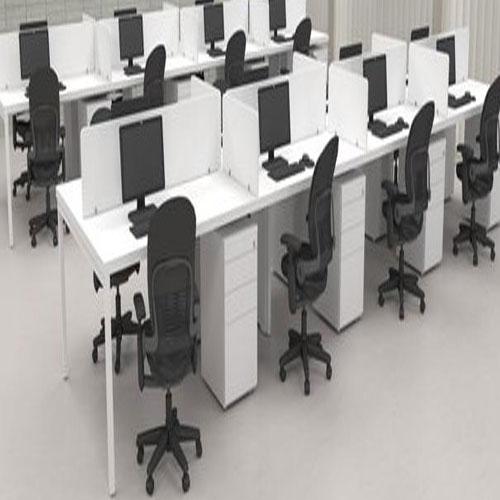 Divisoria para plataformas de trabalho