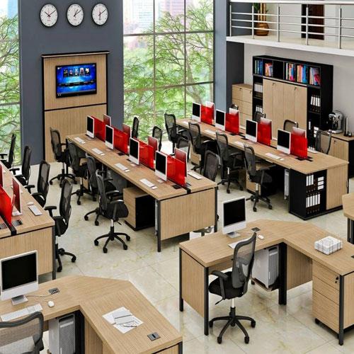 Plataforma de trabalho A