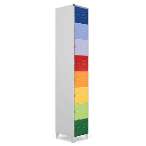 Armário para amostra de cores