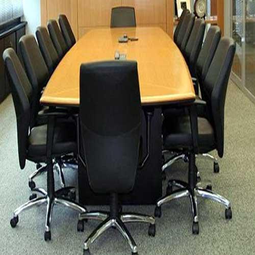 Mesa de Reunião Bote