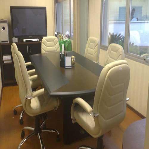 Mesa de Reunião-Retangular Clássica