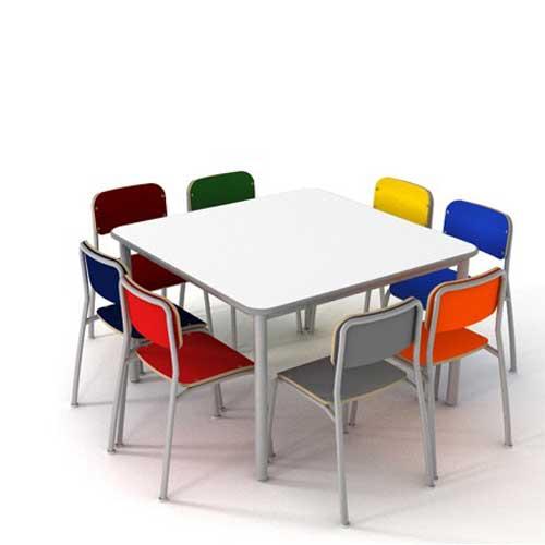 Mesa Escolar Coletiva